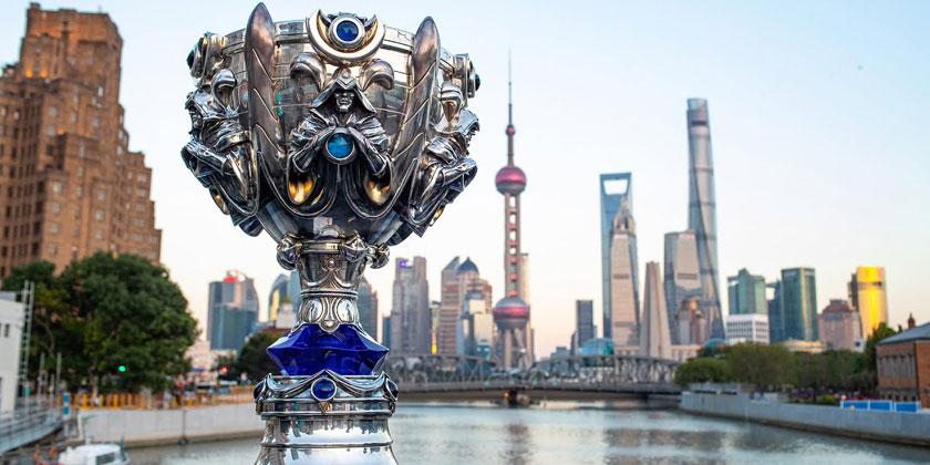 WORLDS 2020 League of Legends : Damwon sur le toit du monde